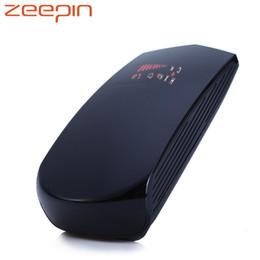 a8 hud Sconti Universal V3 GPS Car Voice Alert Avviso inglese / russo 16 bande 360 gradi sistema di allarme automatico