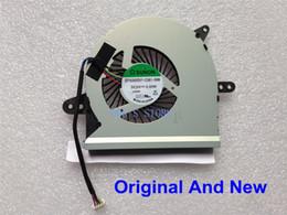 Ventilateurs sunon en Ligne-Nouveau Ordinateur Portable CPU De Refroidissement Ventilateur Convient Pour ASUS X401U X501U X401V X501V Pour SUNON EF50050V1-C080-S99 EF50050V1-C081-S99 DC5V 2.0W