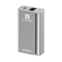 X cube mini on-line-Apuramento 100% original xcube mini 75 w mod TC 18650 caixa de bateria mods x-cube II 2 mini para TFV4 mini TFV8 Grande bebê TFV12 príncipe tanque