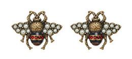 diamante opale nero Sconti 2019 new fashion Orecchini in lega di strass Orecchini gioielli design Donne di moda Orecchini orecchino Orecchini gioielli Consegna veloce