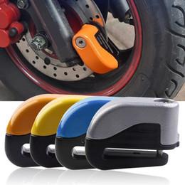 2019 fio numérico Bicicleta Mini Electron Alarm freios a disco de bloqueio Mountain Bike Estrada Corrida Anti Acessórios roubo de Segurança