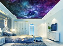 soffitti stellati Sconti Dream star Soggiorno Camera da letto Cielo Soffitto a stella soffitti viola blu soffitto
