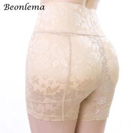 corpo rigido stretto Sconti Beonlema Vita alta Hip Butt Enhancer Pads culo finto Butt Lifter Donne Shapewear Mujer Tummy Modellismo Mutandine Plus Size M-4XL