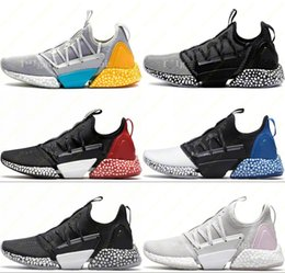 semelles sportives Promotion Hommes Femmes Chaussures De Sport Designer Hybride Rocket Chaussures De Course Jelly Popcorn Amortisseur Semelles Amortissantes En Plein Air Athletic Sneakers 36-45