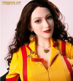 YRMCOLOT de mama de silicona japonesa muñecas del sexo animado Gran muñeca del sexo, realista cuerpo completo de adulto Amor de la muñeca del metal Skeleton, vagina real oral desde fabricantes