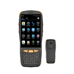 android 5mp камера Скидка андроид портативных КПК с 1D 2D штрих-код сканер QR код сканер 5MP камера