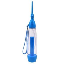 Irrigador bucal dental on-line-Fio Dental Implemento de Água Flosser Irrigação Jato de Água Irrigador Dental Flosser Tooth Cleaner Oral Care