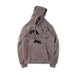 Hip-hop-look online-Travis Scott Astroworld Blick Mom I Can Designer Hip Hop Hoodies beiläufige mit Kapuze Sweatshirts Male gedruckt High Street Pullover