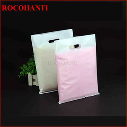 Shop Pink Plastic Shopping Bags Wholesale UK | Pink Plastic