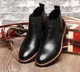 2019 scarpe occidentali scarpe uomo Stivaletti da uomo in vera pelle  Stivali da martello Stivali da 1f087e704bf