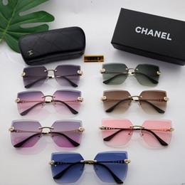 2019 gafas de sol depp NUEVO estilo de marca de moda gafas de sol johnny tortuga negra lino rojo claro marcos 3size lemtosh hombres mujeres depp gafas de sol con caja original gafas de sol depp baratos
