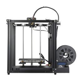2019 repus prusa i3 kit 2019 Neuester Ender-5 3D-Drucker V1.1.4 Hauptplatine Großformatige Cmagnetic-Bauplatte Ausschalten Wiederaufnahme Eingeschlossene Struktur 3D