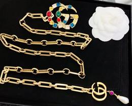 2019 Mais recente modelo Cintura barriga cadeias de jóias de Alta qualidade de moda de Bronze de Fornecedores de projetos colheita tops
