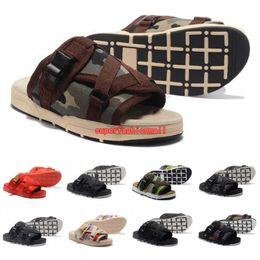 2019 taglia 44 sandali Brand New Designer Infradito Pantofole Scarpe casual Uomini Designer Pantofole Pantofole da donna Hip Hop Street Sandali Taglia 36-44 sconti taglia 44 sandali
