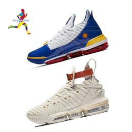 недорогие спортивные часы Скидка Дизайнерская обувь 16 16s Luxury Basketball Brand Дешевые мужские часы XVI The Throne HFR Gold 2019 мальчик для тренера, бегущая спортивная обувь Размер 7-12
