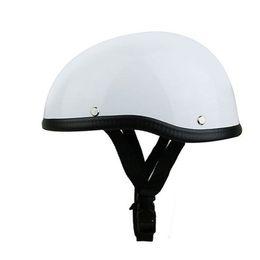 Motorrad-Männer und Frauen Helme freies Verschiffen Motorrad Sommerhalb Helm schwarz 3 Farben von Fabrikanten
