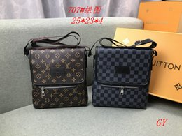 2019 Mode Herren Handtaschen Briefträger Umhängetasche Herren Business Umhängetasche Größe: 25.23.4 von Fabrikanten