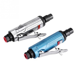 """6mm 1//4/"""" Air Mini Die Grinder 5/"""" Extended Shaft PRO GRADE Auto Shop Tools"""