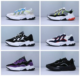 innovative design cd100 a0da6 2019 New OZWEEGO ADUPRENE shoes Mens Women Speed Calabasas Running Shoes  Trainer Designer Sports Designer Sneakers Chaussures