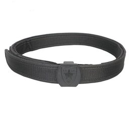 Cinturón especial táctico IPSC Soporte de cintura ajustable Paintball Molle Army Emerson Cinturones tácticos Negro Rojo Azul Amarillo desde fabricantes