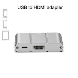 iPad a HDMI AV Adapter, iPhone a HDMI AV Adapter Hub Converter para iPhone Samsung Android Phone desde fabricantes
