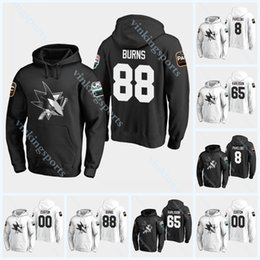 2019 joe thornton hoodie 88 Brent Burns 2019 All Star Game con cappuccio 65 Erik Karlsson 35 Logan Couture 19 Joe Thornton Evander Kane Joe Pavelski Antti Suomela Sorensen joe thornton hoodie economici