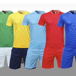 0a154330c URBEX Custom Soccer Jerseys Personalize Football Shirt Blank Plain Soccer  Set DIY Your Own Team Kit Customize Uniforms YJ1701