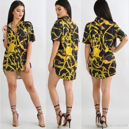 saias elegantes Desconto Europeu e americano casual wear saia curta moda longa camisa sexy dress novo estilo de moda