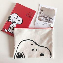 Por Atacado Caixa De Lápis Do Cão Dos Desenhos Animados