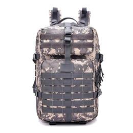 5887c8c7c6586 outdoor-rucksack 45l Rabatt Unisex Outdoor Camping Wandern wasserdichter 45L  Reißverschluss alle Jahreszeiten Outdoor