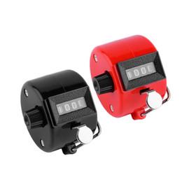 2 unids venta caliente de mano contador Clicker Golf 4 dígitos número Tally Mini contador Clicker Golf envío gratis desde fabricantes