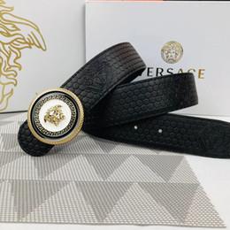 Mais novo cinto de marca cinto de luxo preto cintos de couro real designer cinto para homens liga suave cintos de grife homem sem caixa de