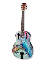 Kinglos brass resonator guitar TJT-007-HS ,electric guitar with good quality for sale cheap h guitars da h chitarre fornitori