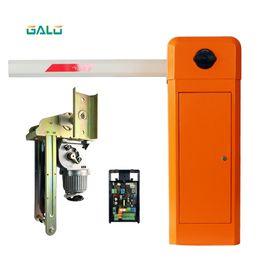 Sistema automatico di cancelli a barriera con telaio in ghisa per impieghi gravosi con movimento di alta qualità e pannello di controllo intelligente da