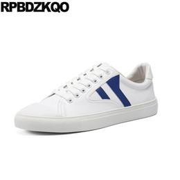 sneakers skate in vera pelle casual designer europeo di alta qualità scarpe  da ginnastica primavera vera ragazzi runway scarpe da uomo di marca di lusso b09413e6881