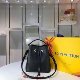 2019 totes brancos baratos das bolsas 2019 NOVA Sacos de Moda Famoso Designer Totes Mulheres Bolsas de Couro do material Saco de Estilo Quente Saco de Ombro Único-M53610 m53610