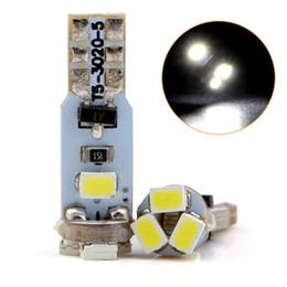 cores do carro verde Desconto LED 100pcs T5 3020 1206 3014 5SMD Canbus livre de erros Wedge Car lâmpada Interior Painel calibre Ampolas 7 Cores