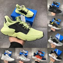 Prophere Climacool EQT 4s Luxus Clunky Schuh Kreative Knit Herren Sneaker Volt Schwarz Weiß Rot Laufschuhe Damenmode Trainer Größe 36 45