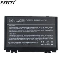 Canada Batterie d'ordinateur portable pour Asus A32-F82 K50ID K50AF K51AB K51AE K40en k50en K40ij K40 K50ij K50ij K70ab K70ic K70io supplier ion laptop Offre