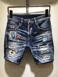 jeans t shirts hommes Promotion Nouveaux shorts pour hommes nouveaux jeans décontractés shorts pour hommes style été Bermudes shorts sport pour hommes T-shirt