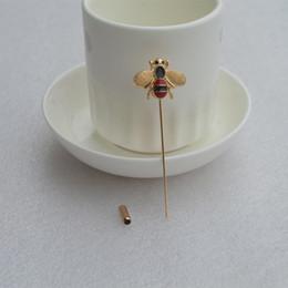 Canada Top Mode Miel Abeille De Luxe Broches Abeille Broches Designer Broches En Alliage De Zinc Insecte Chandail Broches pour Femmes De Haute Qualité cheap top quality honey Offre