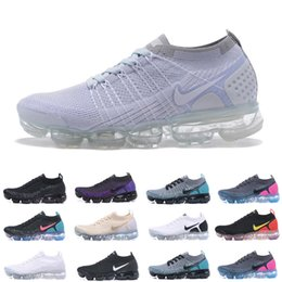 Canada nike Vapormax air max airmax flyknit off-white Soyez Vrai Hommes Choc Acronyme de Running Shoes Mode femmes Casual Chaussures Hommes Baskets Baskets De Sport supplier casual mode men Offre