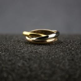 2019 панк-рок полный палец кольца Женщины многослойные тонкие кольца дизайнер ювелирные изделия роскошные розовое золото кольцо обручальное ювелирные изделия
