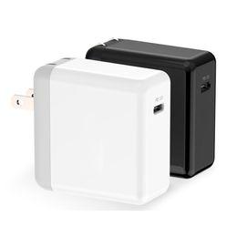 Ac macbook online-VIPATEY 45W PD3.0 Wandladegerät USB-C PD Netzteil Laptop Ladegerät für neues MacBook / Pixelbook / Pixel / Pixel XL Schnellladung