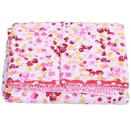 TOP! -7Pcs 50cm * 50cm Algodón Pequeño Liso floral impreso tela de algodón para la tela de costura Patchwork Acolchado hechos a mano Diy Textiles ( desde fabricantes