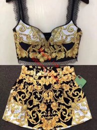 6e281fc12da8 eleganti gonne top Sconti abito da donna in due pezzi Fashion Top in pizzo  arrivo e