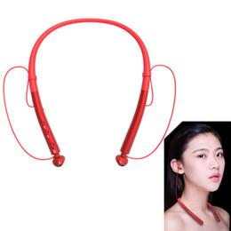 Oppo bluetooth on-line-Q14 Fones de ouvido Bluetooth sem fio fone de ouvido Neckband Stereo Sweatproof Esporte Headset no ouvido Earbuds magnéticos para o telefone Xiaomi HUAWEI LG OPPO