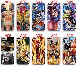 max chocolats Promotion Pour iPhone 11 Pro Max X XS XR XS Max 5 6 5 S 6S 7 8 Plus doux cas motif d'impression TPU Dragon Ball Z cas de téléphone de haute qualité