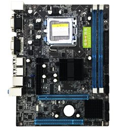 2019 quad core cpu 775 Professioneller Gigabyte Motherboard G41 Desktop Computer Motherboard DDR3 Speicher LGA 775 Unterstützung Dual Core Quad Core CPU r20 günstig quad core cpu 775