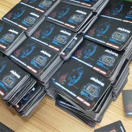 desbloqueio de chip Desconto 2019 Nova ÚLTIMA Marca SaiTong-Sim 4G Desbloquear chip cartão sim para iPone X 8 7 6 5S 5C 5 SE IOS 12.X TODAS as transportadoras